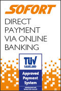SOFORT - Direct payment via online banking